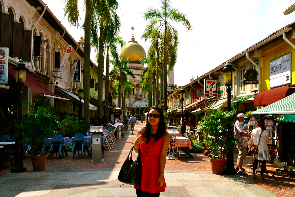 kampong glam sultan mosque