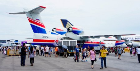 singapore-airshow-UAC-Be200