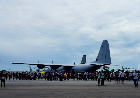 singapore-airshow-royal-australian-airforce-c-130J