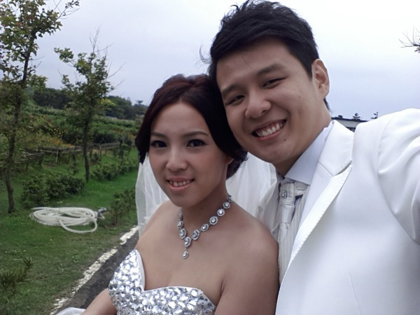 tamsui-manor-wedding-photography-selfie