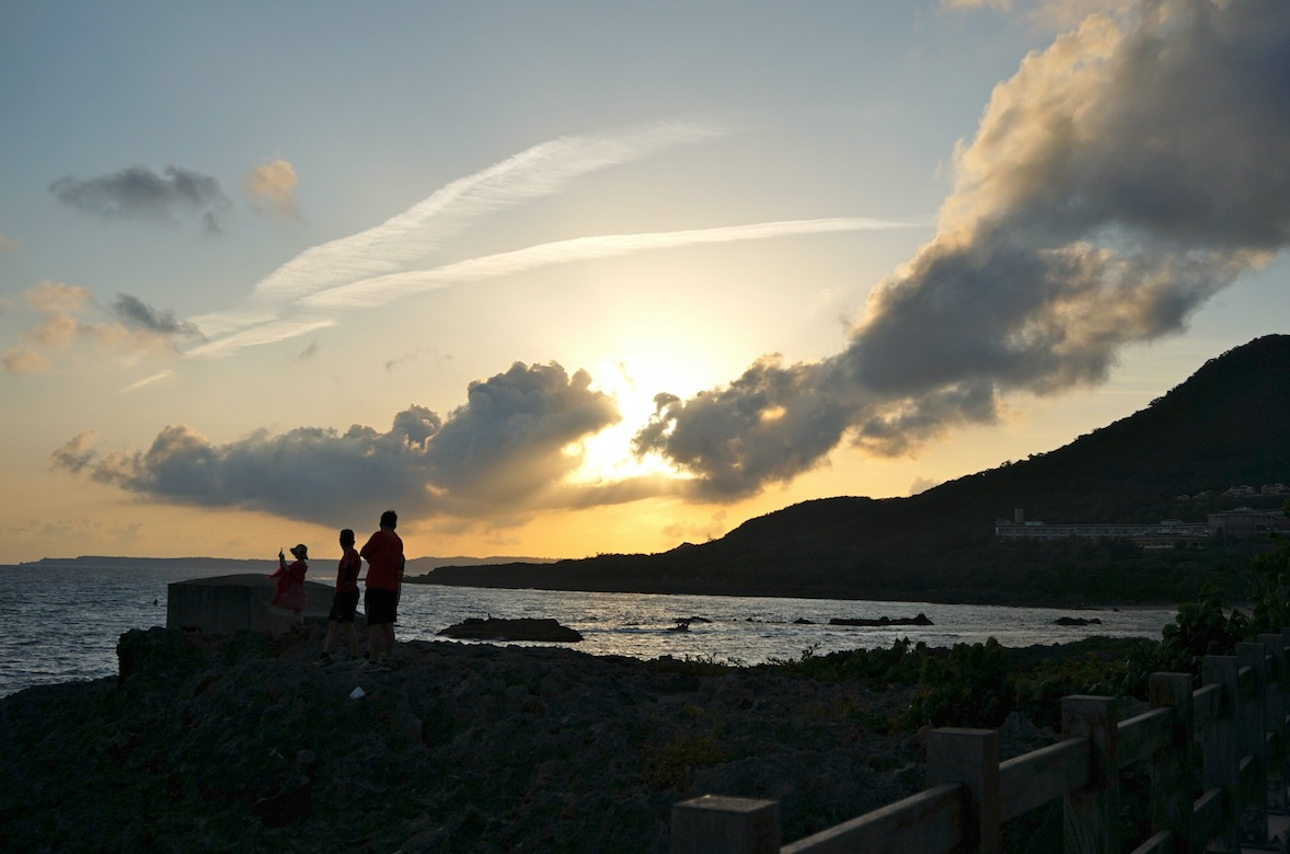 kenting-sunset