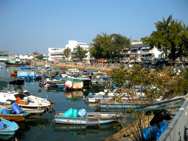 cheung-chau-harbour