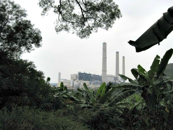 lamma-island-power-plant